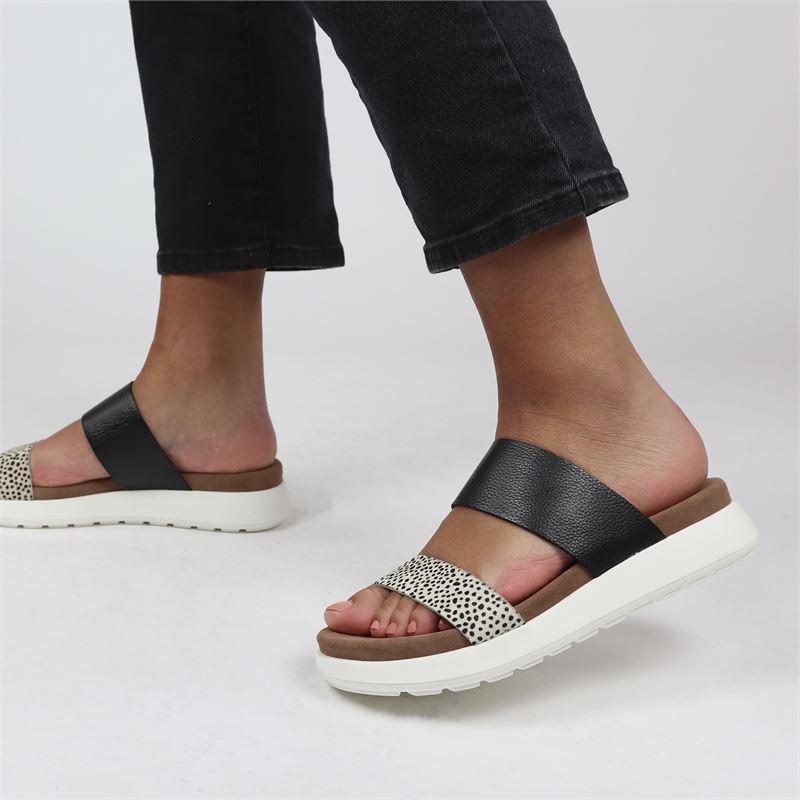 Maruti Alexis - Slippers - Zwart