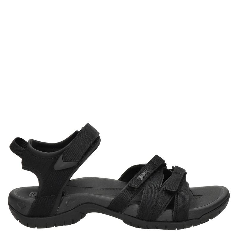 Teva Tirra outdoor sandalen zwart online kopen