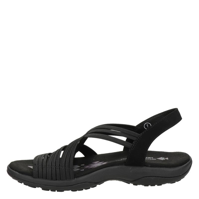 Skechers Reggae Slim - Sandalen - Zwart