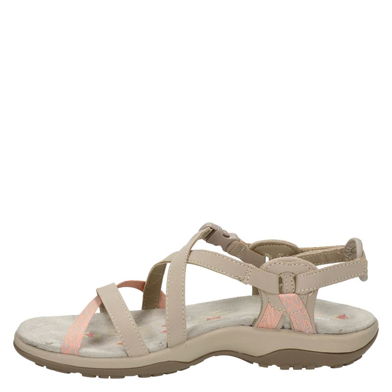 Skechers Reggae Slim-Staycation - Sandalen - Taupe