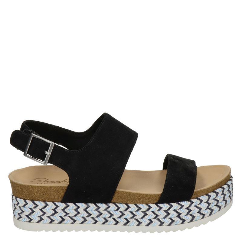 Skechers Midnights - Sandalen - Zwart