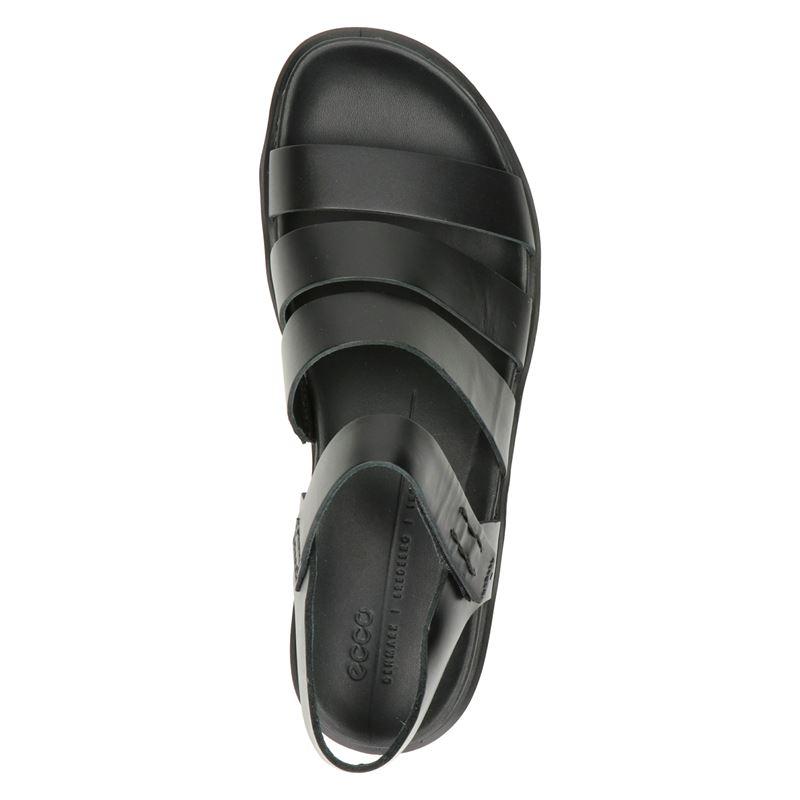 Ecco Flowt LX - Sandalen - Zwart