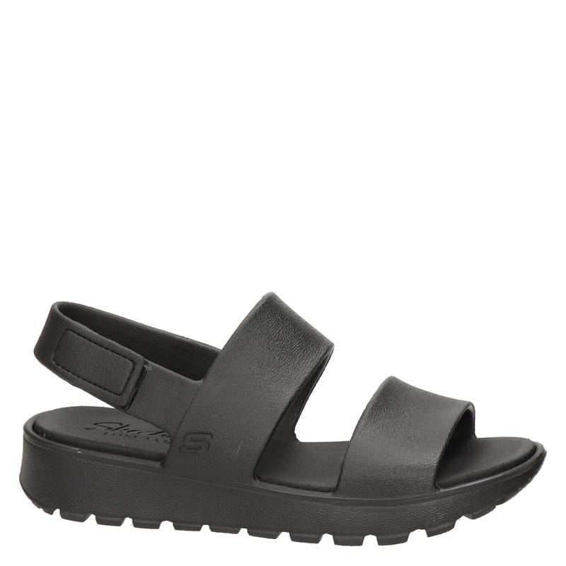 Skechers Foamies - Sandalen - Zwart
