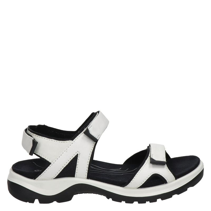 Ecco Offroad leren outdoor sandalen wit online kopen