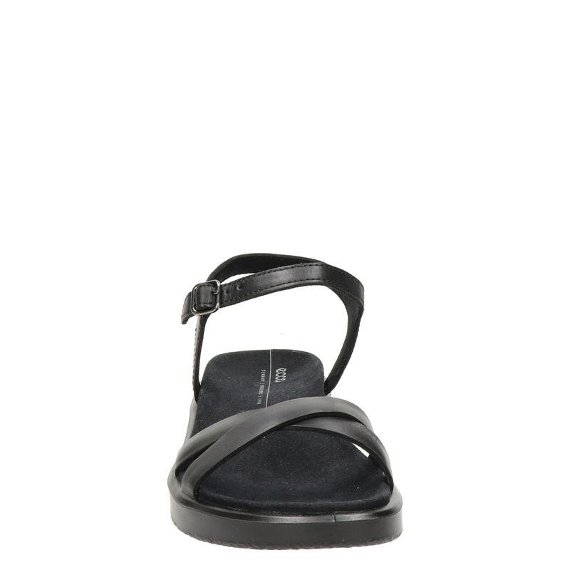 Ecco Yuma - Sandalen - Zwart