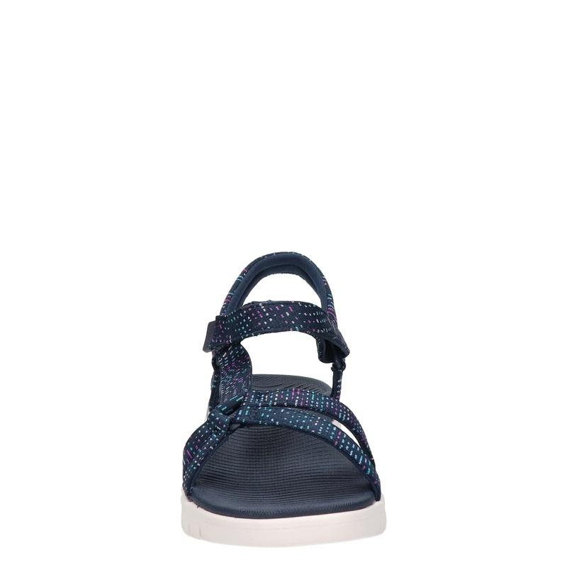 Skechers On The Go Flex - Sandalen - Blauw