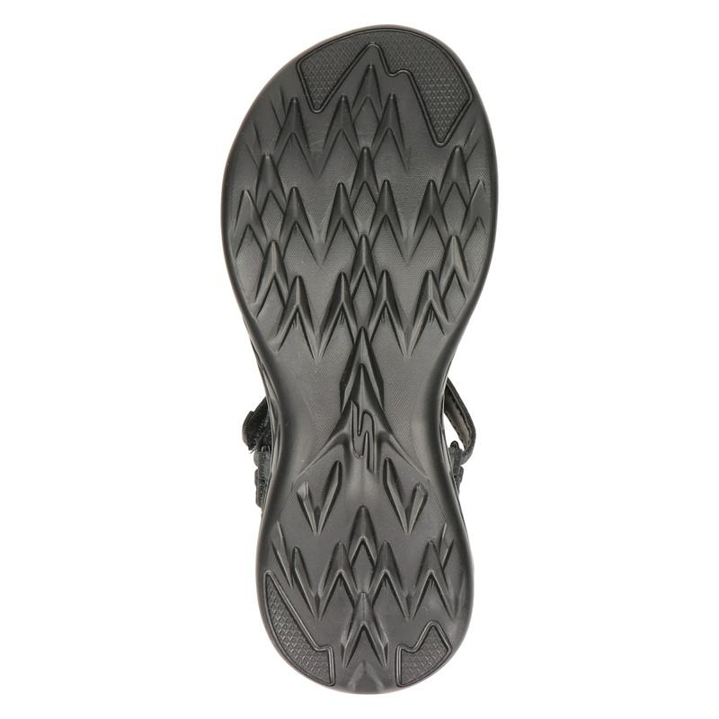 Skechers On The Go - Sandalen - Zwart