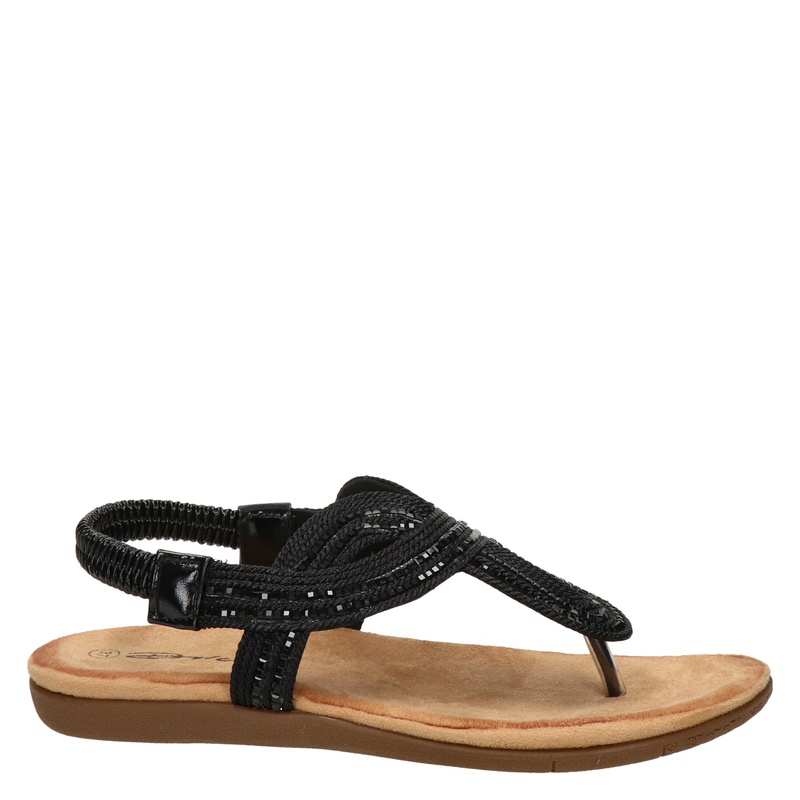 Dolcis - Sandalen - Zwart