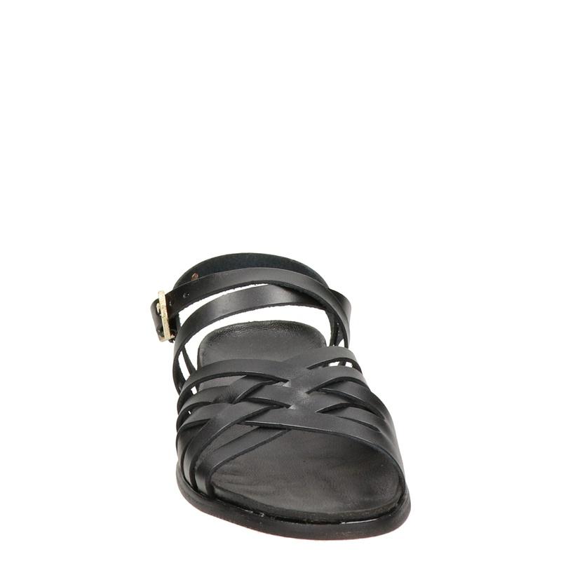 Fred de la Bretoniere - Sandalen - Zwart