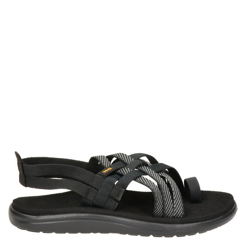 Teva Voya Strappy outdoor sandalen zwart online kopen