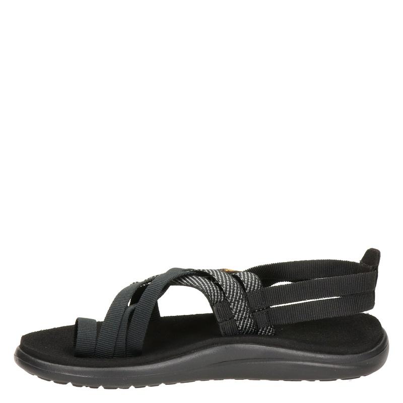 Teva Voya Strappy - Sandalen - Zwart