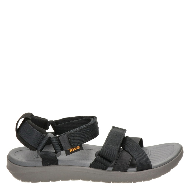 Teva Sanborn Mia sandalen zwart online kopen