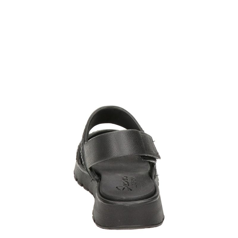 Skechers Footsteps Glam Party - Sandalen - Zwart