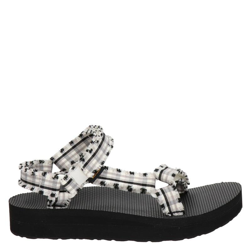 Teva Frazier outdoor sandalen wit/zwart online kopen