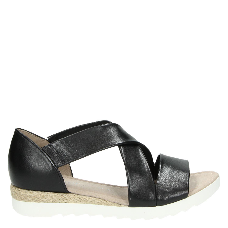 Sandales Noires 4,5 Par Gabor