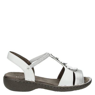 Jenny dames sandalen wit