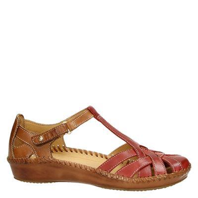 Pikolinos dames sandalen Rood