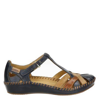Pikolinos Chaussures Marron Avec Fermeture À Glissière Pour Les Femmes 1tuSGn