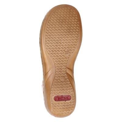 Rieker dames sandalen Roze