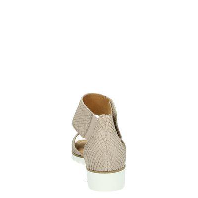 Gabor dames sandalen Taupe