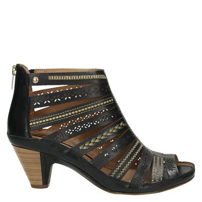 Pikolinos dames laarzen zwart