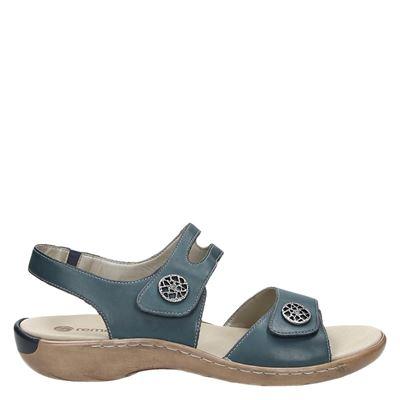 Remonte dames sandalen blauw