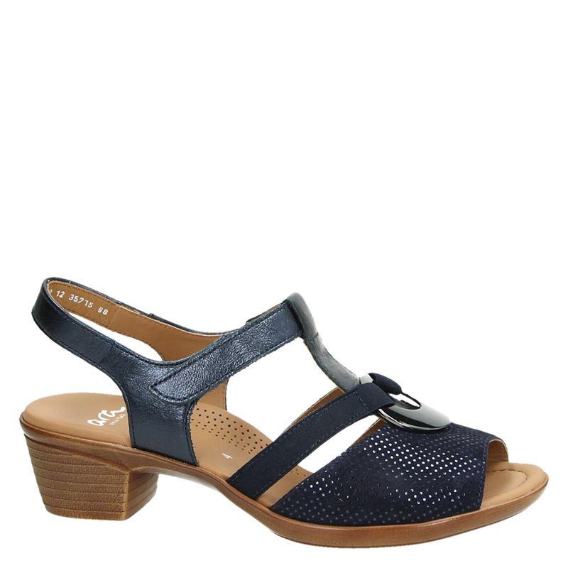 Ara - Sandalen - Blauw