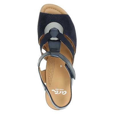 Ara dames sandalen Blauw