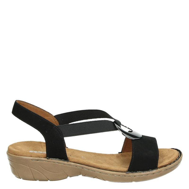 Jenny - Sandalen - Zwart