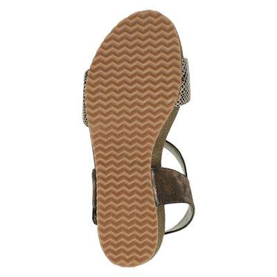 Hobbs dames sandalen Taupe