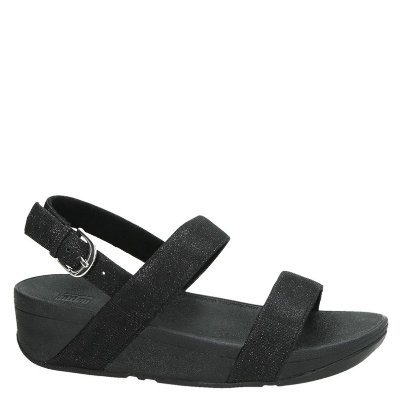 Fitflop Glitzy - Sandalen - Zwart