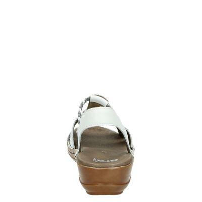 Ara dames sandalen Wit