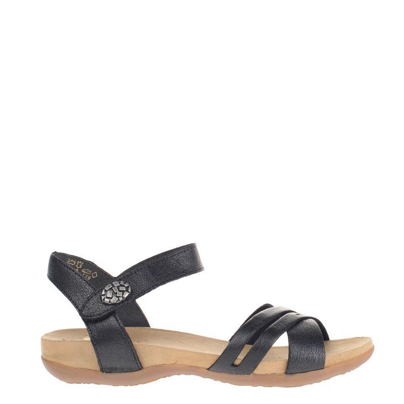 Sandales Rieker Noir jP1NZ