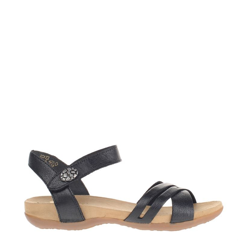 Sandales Rieker Noir 6fFPgyon