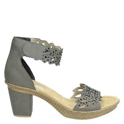 Rieker dames sandalen Grijs
