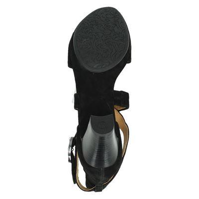 Gabor dames sandalen Zwart