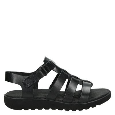 Ecco freja dames sandaal. deze sandaal van ecco combineert het beste draagcomfort door een superzachtvoetbed ...