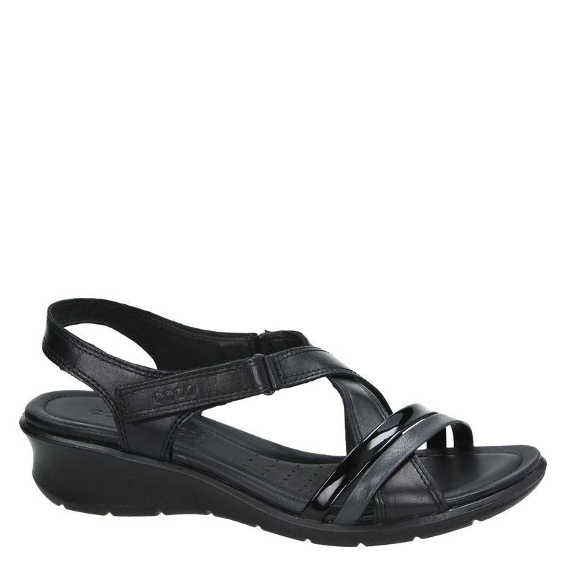 Ecco Felicia - Sandalen - Zwart