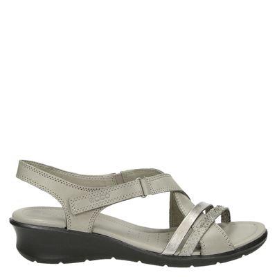 Ecco Feliciadames sandalen Beige