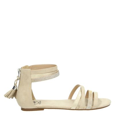 PS Poelman dames sandalen beige