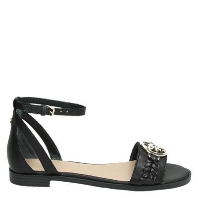 Guess dames sandalen zwart