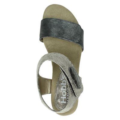 Hobbs dames sandalen Brons