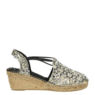 Toni Pons dames sandalen zwart