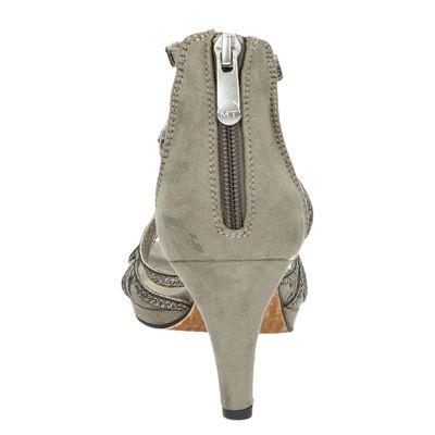 Marco Tozzi dames sandalen Taupe
