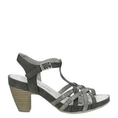 S.Oliver dames sandalen grijs