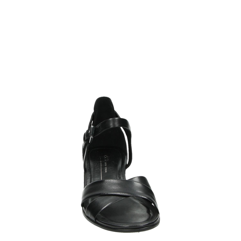 99cc96f795b0de Ecco Shape 35 block dames sandalen zwart