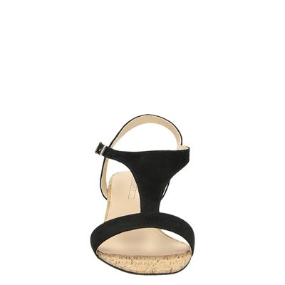 Esprit dames sandalen Zwart