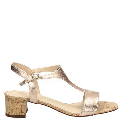 Esprit dames sandalen zilver