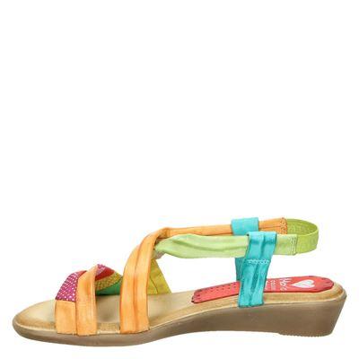 Marila Footwear dames sandalen Multi