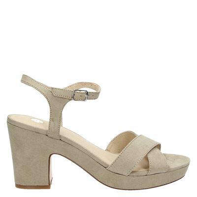 La Strada dames sandalen beige